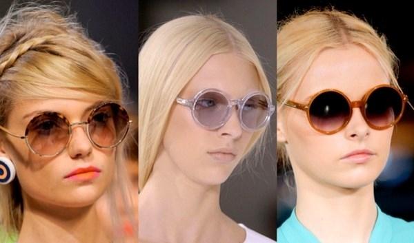 Які сонцезахисні окуляри в моді 2018. Жіночі окуляри — новинки  7cede89a8c1c2